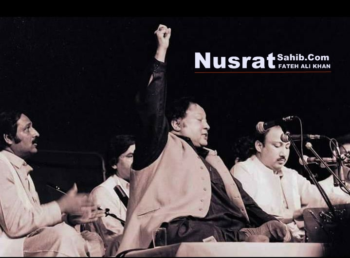 70th Birth anniversary of legendary qawwal Nusrat Fateh Ali