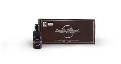 Jual KLink Propolis Platinum