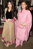Rani, Dharmendra & celbs at Dilip Kumar's birthday celebration