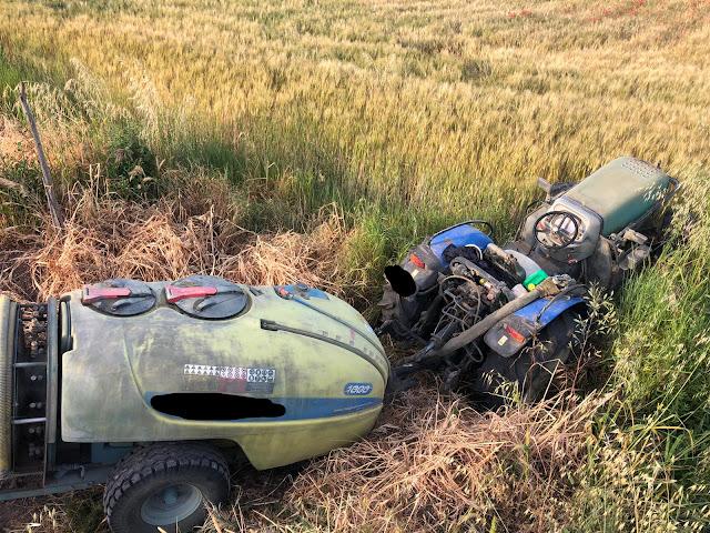 Torremaggiore (FG): due cittadini sventano furto di trattore