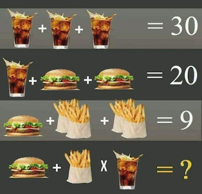 What will be the answer to this one