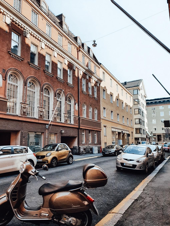My top 5 districts in Helsinki to spot Art Nouveau / Jugend style architecture 5/5 punavuori elisabeth rundlöf