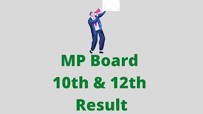 Mp board results 2020