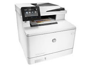 Picture HP Color LaserJet Pro MFP M477fdn Printer