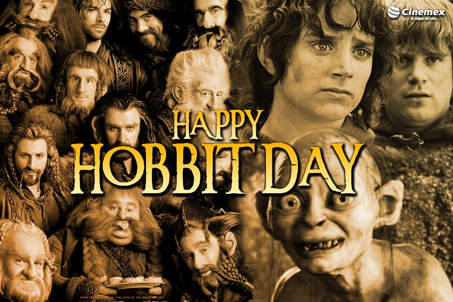 Hobbit Day Wishes Photos