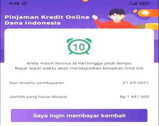 now dana pinjaman online