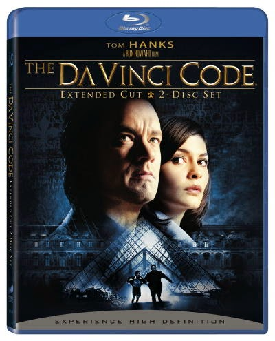 The Da Vinci Code 2006 Extended Hindi Dubbed Dual BRRip 400mb