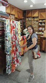 Stoffe kaufen in Lissabon