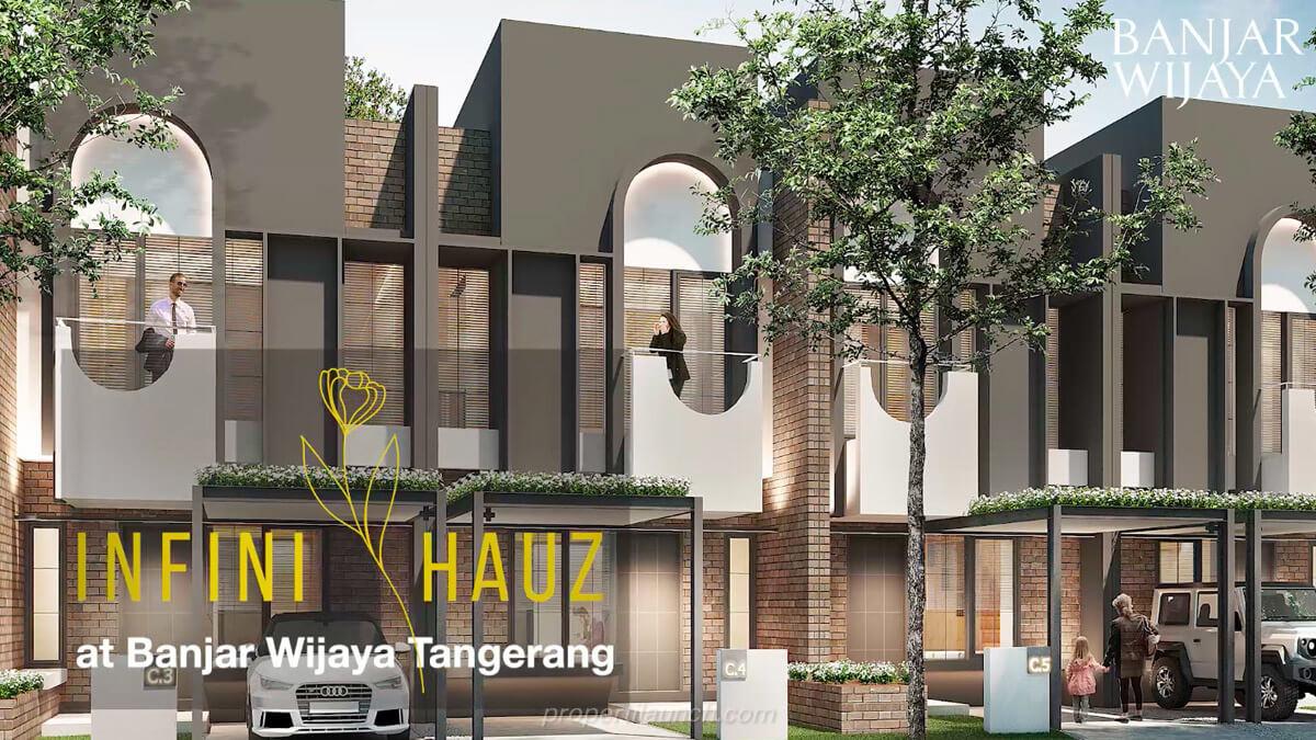 Rumah Infini Hauz Banjar Wijaya