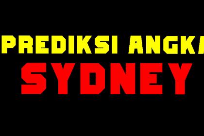 Prediksi Akurat Top Sydney Senin 06  2020