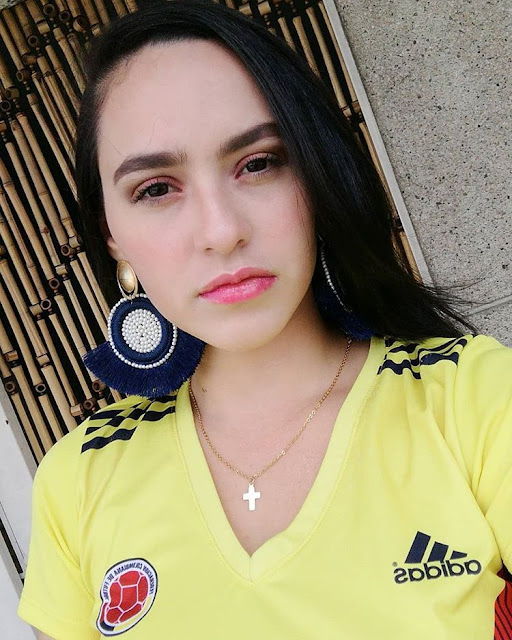 Photos of Female Fans In Copa America 2019
