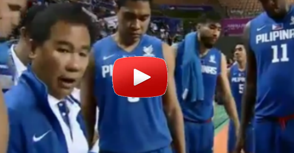 Gilas Pilipinas vs. Iran (Complete Replay Video) Asian Games 2014