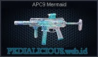 APC9 Mermaid