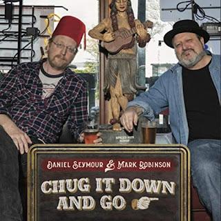 Daniel Seymour & Mark Robinson's Chug It Down and Go