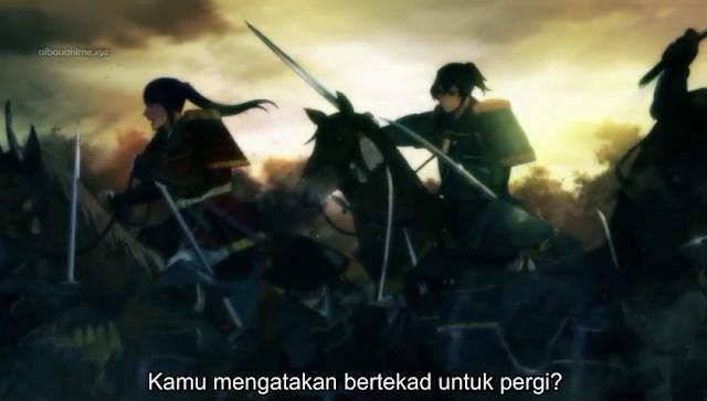 Kochouki: Wakaki Nobunaga Episode 06 Subtitle Indonesia