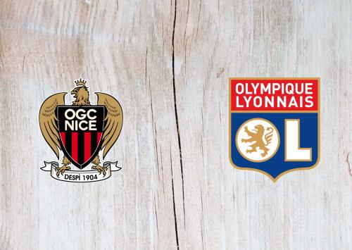 Nice vs Olympique Lyonnais -Highlights 30 January 2020