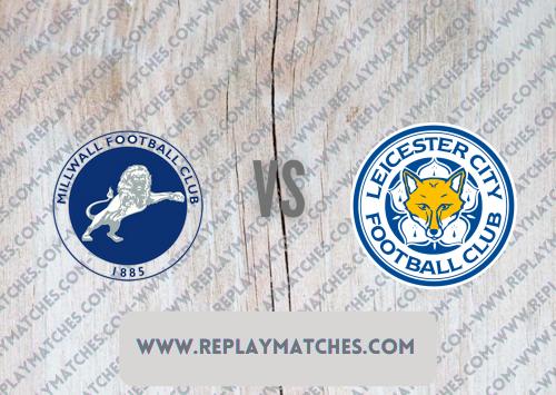 Millwall vs Leicester City Highlights 22 September 2021