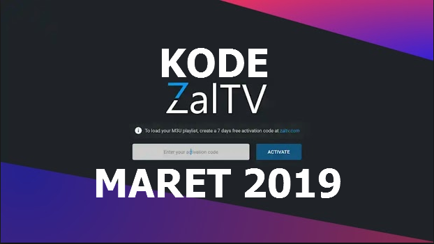code dactivation zaltv 2019