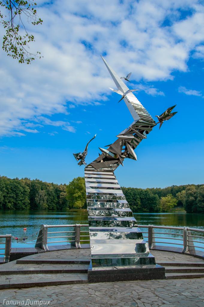 Парк Победы Минск фото