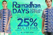 Promo Danar Hadi Terbaru Special Offer Discount 25% All Item!