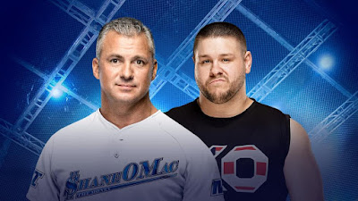 Shane McMahon vs Kevin Owens Hell in a Cell 2017