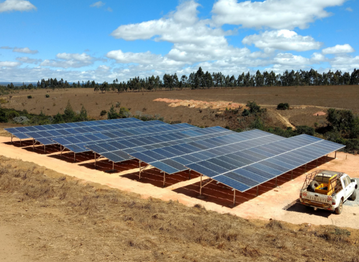 TANZANIA LARGEST SOLAR PUMPING PLANT INSTALLED IN MUFINDI DISTRICT