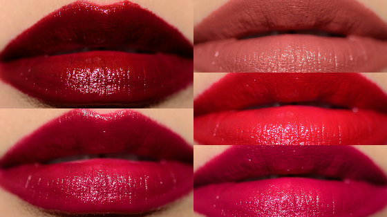 mac cores batons liptensity