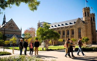 Beasiswa S1 Adelaide Australia
