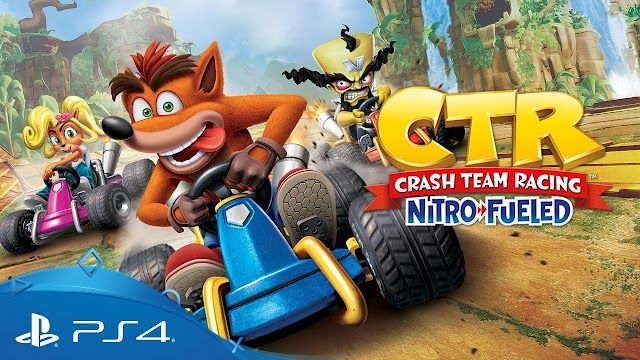 Crash Team Racing Nitro-Fueled may be delayed on the Nintendo Switch
