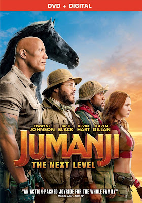 Jumanji: The Next Level [2019] [DVD9 R1] [Latino]
