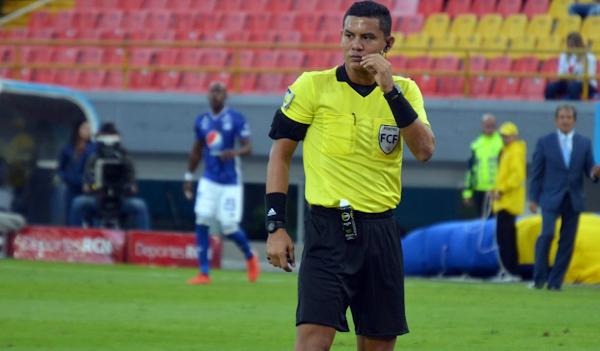 Definido árbitro para la 'ida' de la fase 3 de la Copa BetPlay 2021, entre Independiente Medellín y Once Caldas