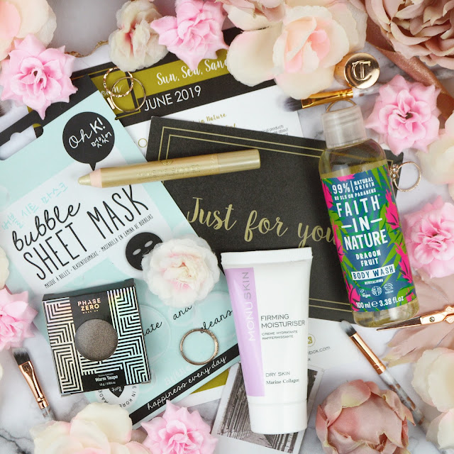 Little-Known Box June 2019 | The Sun, Sea, Sand Edit Review, Lovelaughslipstick Blog
