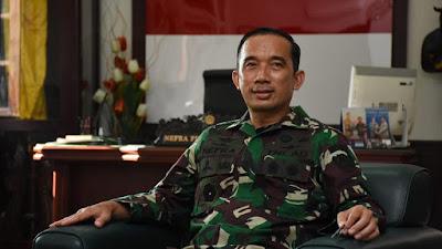 Akun Palsu  CORENG TNI  AD  Kembali Beredar