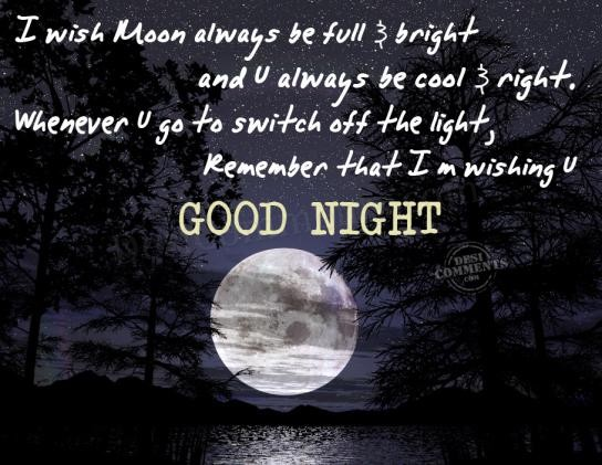 Goog Night Quotes