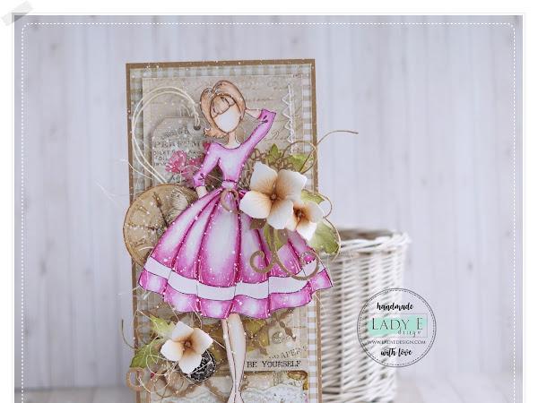#7 Prima Doll Card