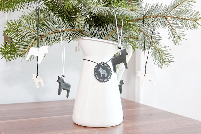 ars textura das zweite t rchen weihnachtsbaumanh nger und magnete aus fimo. Black Bedroom Furniture Sets. Home Design Ideas