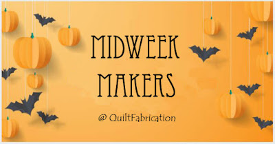 bats and pumpkins for Midweek Makers