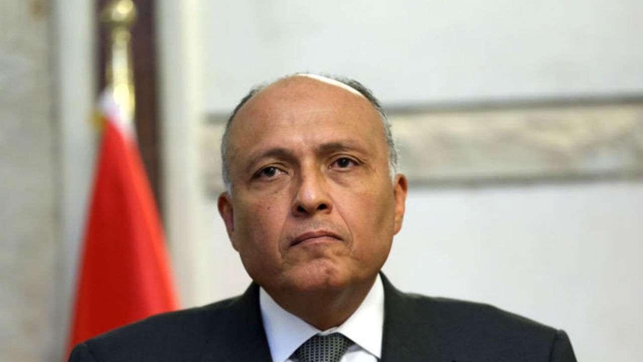 <Egypt FM warn Ethiopia over Nile River dam