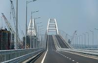 Mobilfunkkommunikation Krimbrücke
