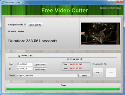 برنامج قص وتقطيع الفيديوهات Video Cutter 2019
