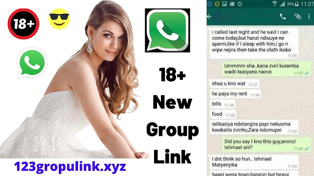 Join 2001+ 18+ whatsapp group links 2020