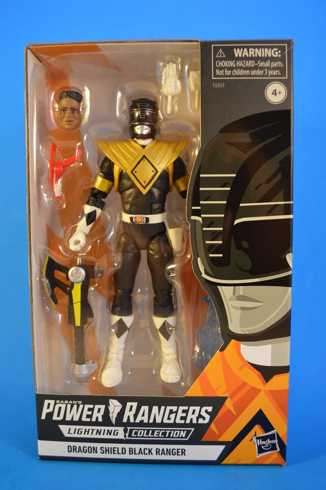 Loveymush Toy Reviews Review Mighty Morphin Power Rangers Walgreens Exclusive Dragon Shield Armored Black Ranger Lightning Collection Hasbro Dragon armor trini, who was previously announced to be coming as a free. black ranger lightning collection hasbro