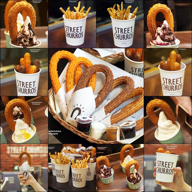 TREET CHURROS ~  The World's Largest Churros Cafe Chain At Empire Shopping Gallery