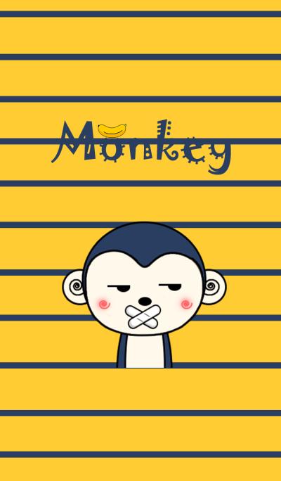 Monkey Blue