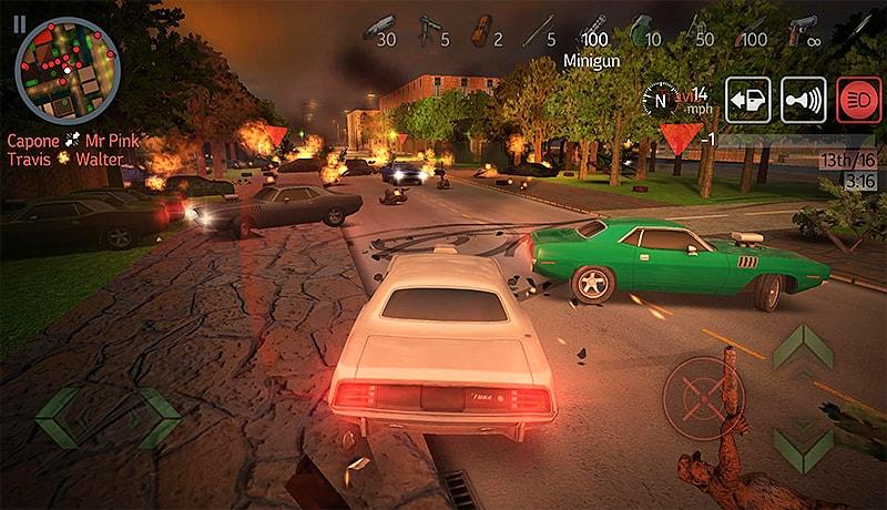 تحميل لعبة Payback 2 شبيهة لعبة gta للاندرويد مجانا وبدون نت
