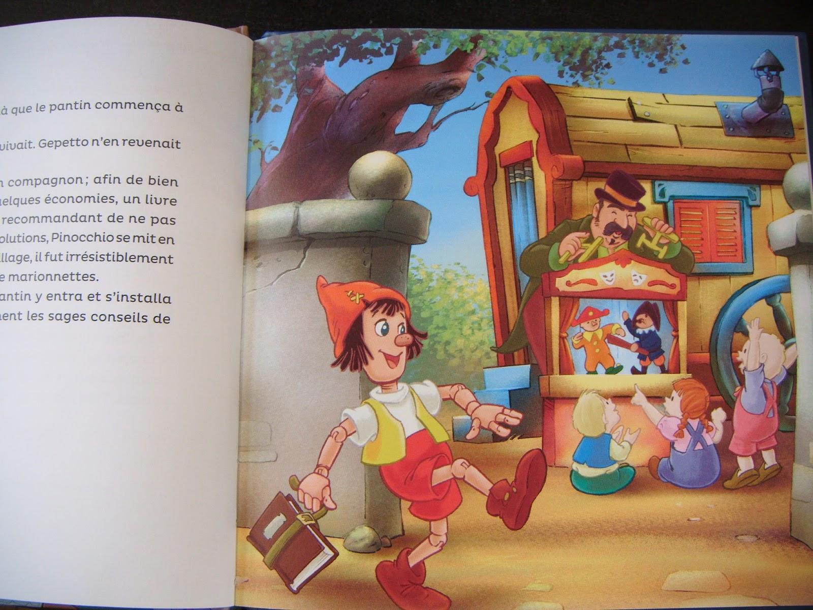 Carnets d 39 eimelle th tre lecture voyage tours avignon pinocchio carlo collodi livre cd racont - Chat dans pinocchio ...
