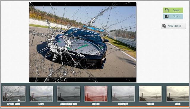 Pixeffect - Photo Effects : Προσθέστε online εφέ στις φωτογραφίες σας