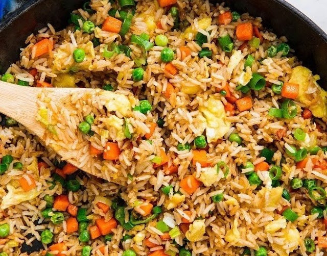 The Best Chinese Fried Rice #dinner #recipes