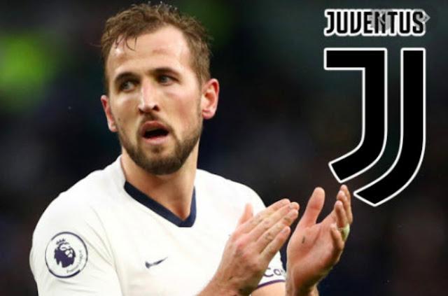 """""""Bom tấn"""" Harry Kane đến Juventus 200 triệu euro, đá cặp Ronaldo? 2"""