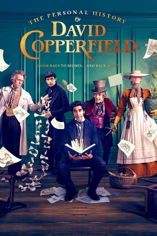 The Personal History of David Copperfield [2020] [CUSTOM HD] [DVDR] [NTSC] [Subtitulado]